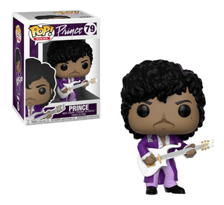 Funko Pop Prince Purple Rain 79 Nuevo Original En Stock