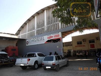 Galpão Comercial À Venda, Passaré, Fortaleza. - Codigo: Ga0008 - Ga0008