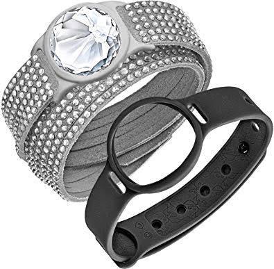 Relógio Bracelete Swarovski Activity Crystal Set 5225811
