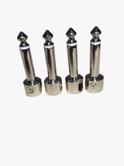 Kit Com 4 Plugs Tecniforte P10 Para Kit Mojopath