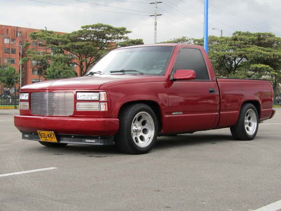 Chevrolet Silverado Pick Up At 4700 Aa Abs