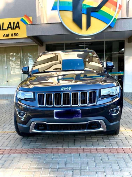 Jeep Grand Cherokee 2015 3.0 Limited Aut. 5p