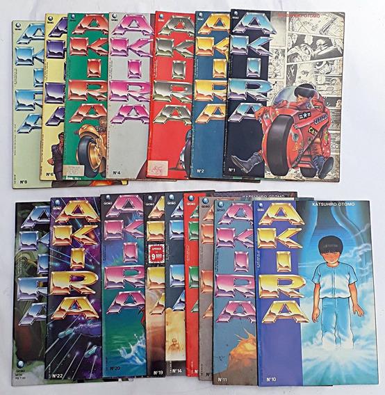 Akira Katzuhiro Otomo 1990 Globo Com 15 Mangá Raro E Antigo