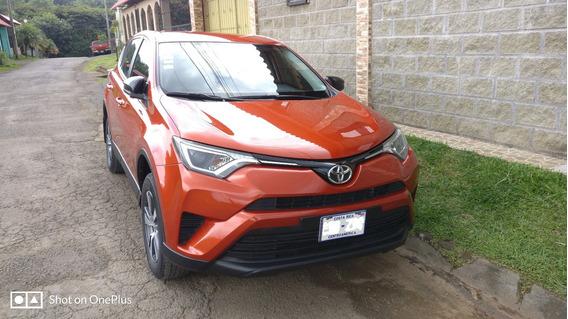 Se Vende Toyota Rav4 2017 Exelente Estado