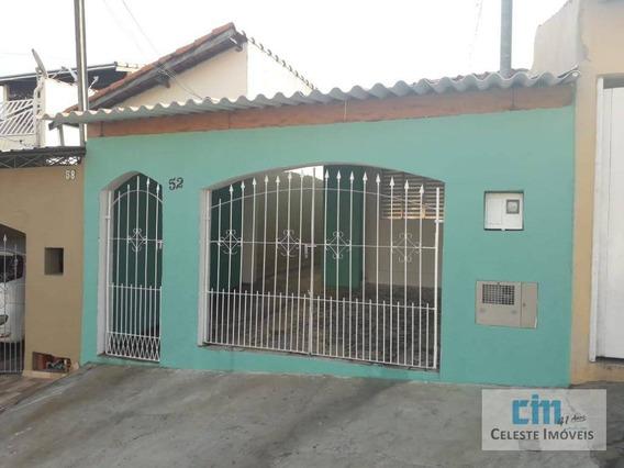 Casa Com 2 Dormitórios À Venda, 65 M² Por R$ 135.000 - Jardim Santo Antônio - Boituva/sp - Ca0534