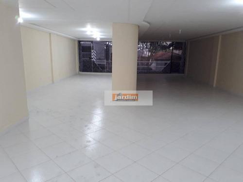 Prédio Comercial Para Locação, Centro, São Bernardo Do Campo. - Pr0098