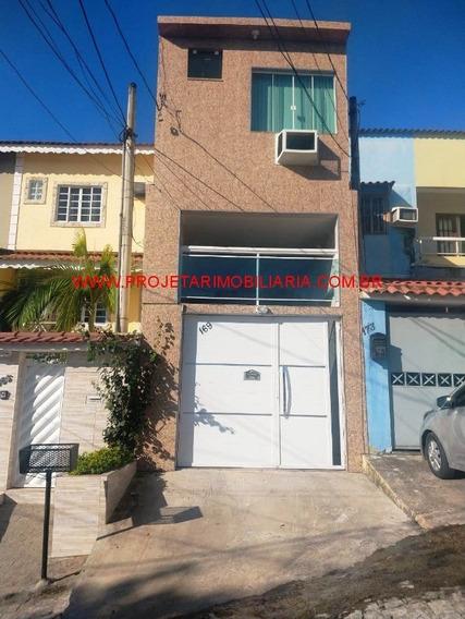 Jardim Alvorada/n.iguaçu. Casa Ótimo Padrão 3 Quartos(1 Suíte), 3 Banheiros E Garagem. - Ca00632 - 34238160