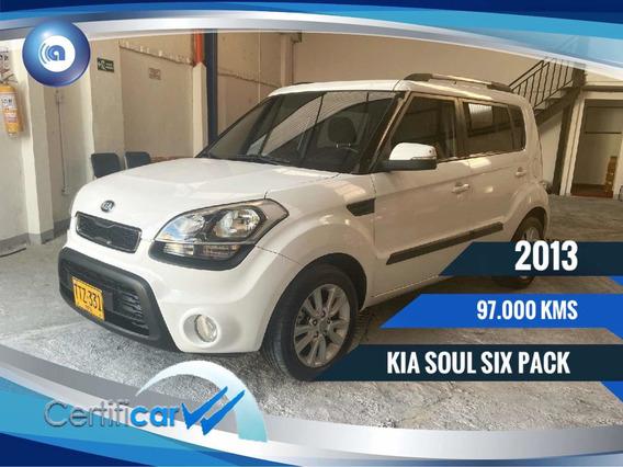 Kia Soul Six Pack Financió