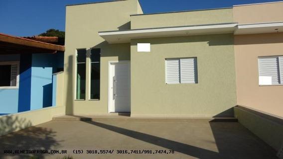 Casa Em Condomínio Para Venda Em Sorocaba, Parque Sao Bento, 3 Dormitórios, 1 Suíte, 3 Banheiros, 4 Vagas - 241_1-431788