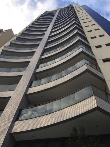 Apartamento Residencial À Venda, Vila Regente Feijó, São Paulo. - Ap4657
