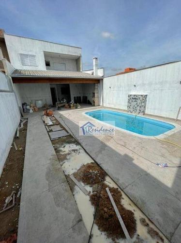 Imagem 1 de 10 de Casa Com 2 Dormitórios À Venda, 130 M² Por R$ 488.000 - Parque Residencial Sabiás - Indaiatuba/sp - Ca0895