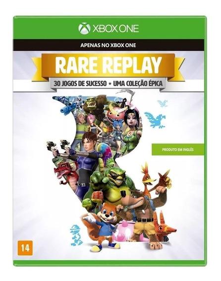 Rare Replay Xbox One - Código 25 Dígitos