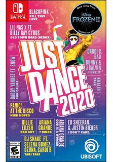 Just Dance 2020 Nintendo Switch En Start Games A Meses
