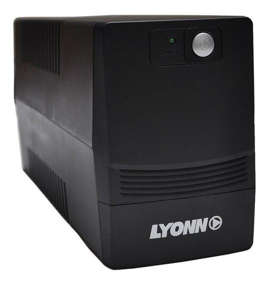 Ups Estabilizador Lyonn Ctb-1500v 1500w 1.5kva Usb Led