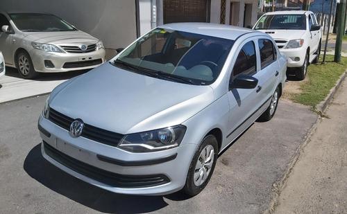 Volkswagen Voyage 1.6  2013 C/ Gnc Automotores Gps