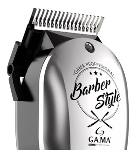 Corta Pelo Barba Profesional Gama Barber Style Barberia 20 A