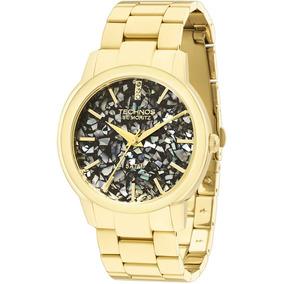 Relógio Technos St.moritz Feminino Analógico 2036lnt/4p L3