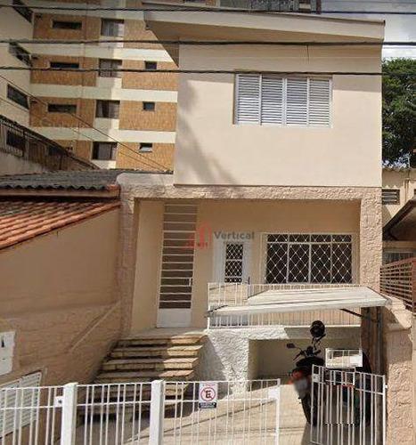 Sobrado Com 2 Dormitórios À Venda, 120 M² Por R$ 565.000 Ou Locação- Tatuapé - São Paulo/sp - So2314