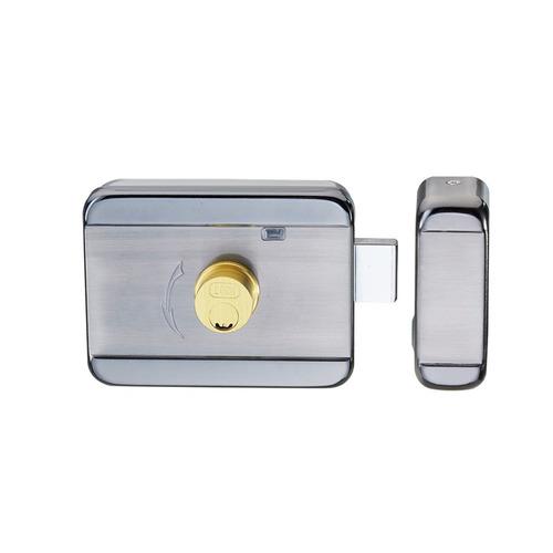 Electro Cerradura Portones Automáticos Con Sensor De Cierre