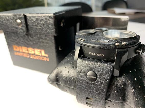 Relógio Diesel Dz7354/0pn Preto