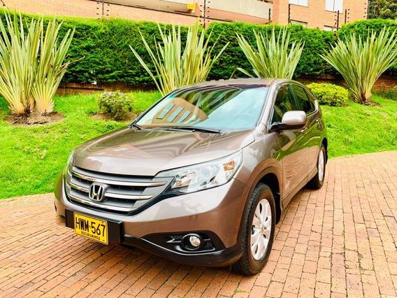 Honda Cr-v Ex-l 4x4 2.4 Automatica