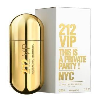 Perfume Feminino 212 Vip Edp 50ml Original Carolina Herrera