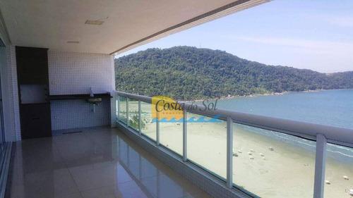 Imagem 1 de 30 de Apartamento Com 3 Dormitórios À Venda, 193 M² Por R$ 2.200.000,00 - Canto Do Forte - Praia Grande/sp - Ap15831