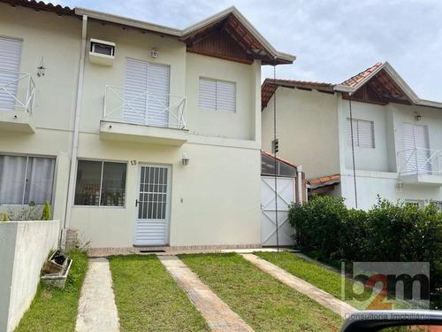 Casa À Venda, 106 M² Por R$ 490.000,00 - Villa Appia - Cotia/sp - Ca1138