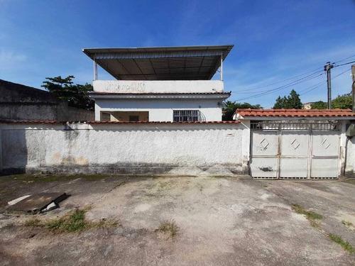 Casa Com 4 Quartos Por R$ 250.000 - Porto Do Rosa /rj - Ca21403