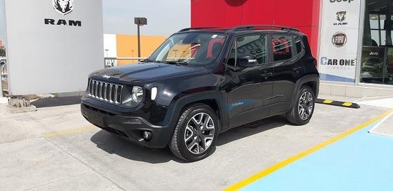 Jeep Renegade 2019 Latitude Piel At