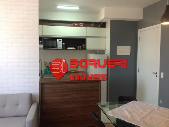 Apartamento Barueri Locação Mobiliado Inspire Brisas1.650,00