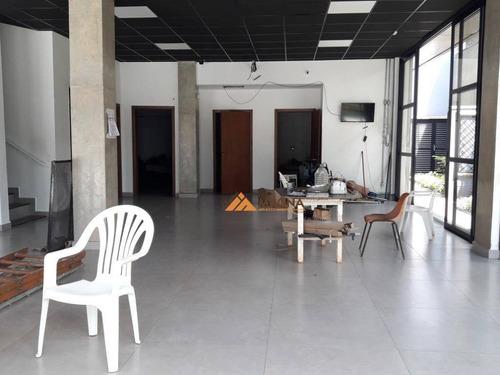 Prédio Para Alugar, 600 M² Por R$ 15.000/mês - Alto Da Boa Vista - Ribeirão Preto/sp - Pr0078
