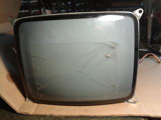 Monitor De Tv 15 Blanco Y Negro Nuevo