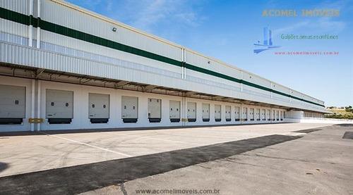 Imagem 1 de 20 de Galpões Para Alugar  Em Cajamar/sp - Alugue O Seu Galpões Aqui! - 1358935