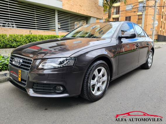 Audi A4 Luxury 1.800cc A/t Sun Roof 2010
