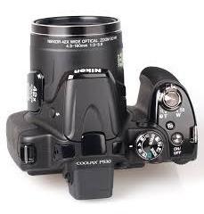 Câmera Digital Semi Profissional Nikon P530 (usada)