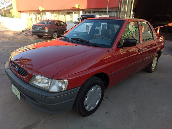 Ford Orion 1.6 Gl - 1996 - 49.000km - Único En Su Estado -