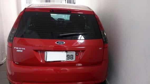 Ford Fiesta 1.6 Fly Flex 5p 2012