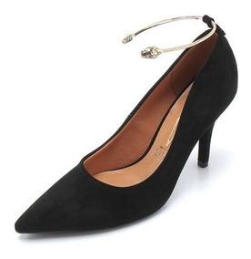 5579543ec8 Sapato Com Tornozeleira Vizzano - Calçados, Roupas e Bolsas com o ...