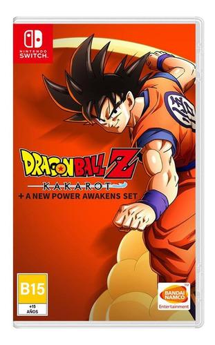 Imagen 1 de 5 de Dragon Ball Z Kakarot + A New Power Awakens Set - Nsw