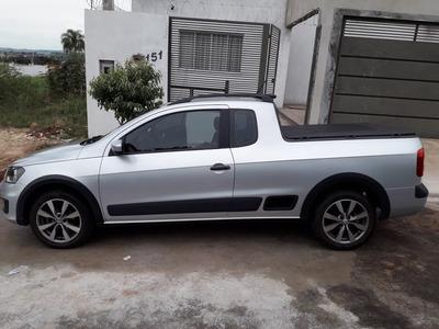 Vendo Vw - Volkswagen Saveiro Trendline 1.6 T.flex 8v Ce