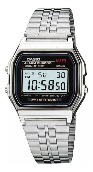 Relógio Casio Unissex A159wa-n1df Original Envio Imediato