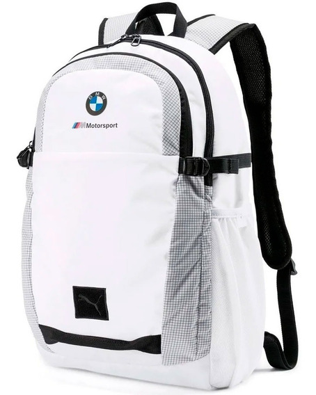 Mochila Bmw M Motorsport Backpack 02 Puma 076667
