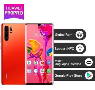 Huawei P Series P30 Pro 512gb Gb Amber Sunrise 8 Gb Ram