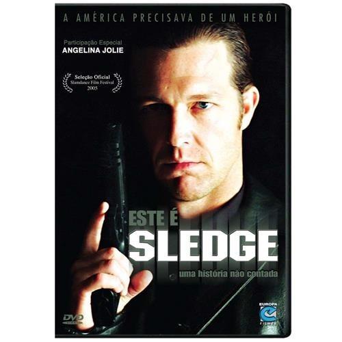 Dvd - Este É Sledge: Uma História Não Contada Lacrado!!!
