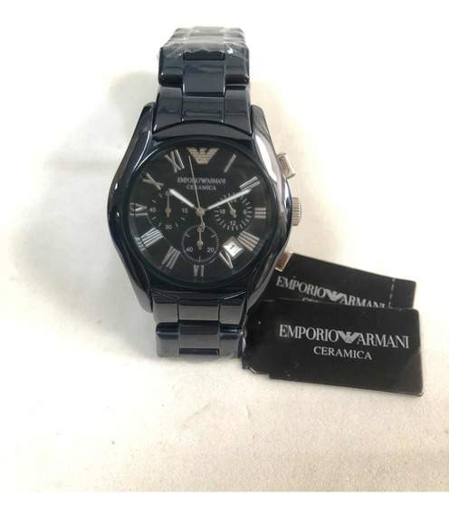Relógio Emporio Armani Ar1469 Sem Caixa Com Garantia