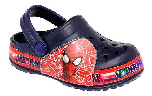 Imagina Sandalia Formal Caballero Azul Spiderman N21848 Udt