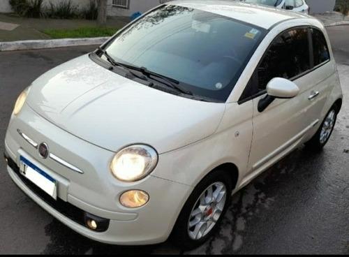 Imagem 1 de 3 de Fiat 500 2010 1.4 Sport 3p