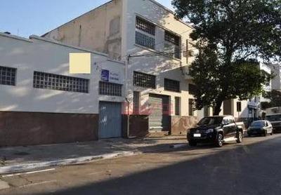 Galpão Para Alugar, 1.755 M² Por R$ 39.000/mês - Ga0034