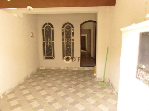 Casa Com 2 Dormitórios À Venda, 123 M² Por R$ 280.000,00 - Jardim Artidoro - Guarulhos/sp - Ca0593